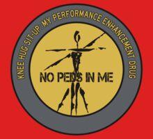 Knee Hug Sit-Up - My Performance Enhancement Drug One Piece - Short Sleeve