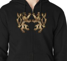 Two Griffins T-shirt Zipped Hoodie