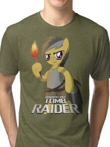 Daring Do Shirt (My Little Pony: Friendship is Magic) Tri-blend T-Shirt