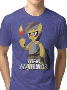 Daring Do Shirt (My Little Pony: Friendship is Magic) Tri-blend T-Shirt
