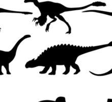 Dinosaur Selection Sticker