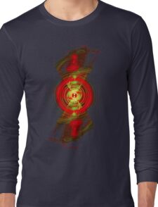 The Hourglass and The Vortex Long Sleeve T-Shirt
