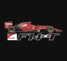 Ferrari F14-T by FormulaFans