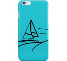 Sailing Ship iPhone Case/Skin