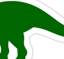Iguanadon Dinosaur Sticker