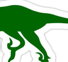 Deinonychus Dinosaur Sticker