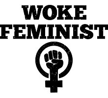 Woke Feminist Photographic Print