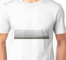 Snow Geese pano T-Shirt