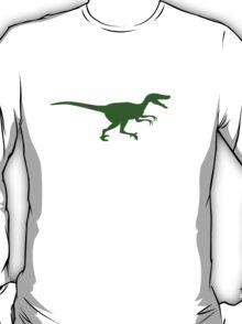 Velociraptor Dinosaur T-Shirt