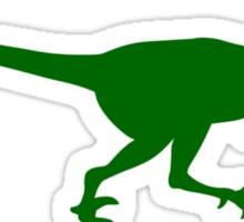 Velociraptor Dinosaur Sticker