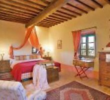 Romantic exclusive B&B in Tuscany by fortezza