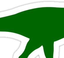 Pachycephalosaurus Dinosaur Sticker