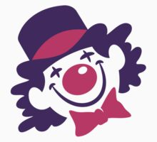 Clown by artpolitic