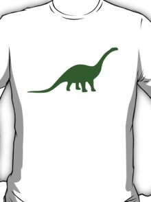 Brontosaurus / Apatosaurus Dinosaur T-Shirt