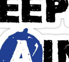 Eat. Sleep. Trains. Repeat. Sticker