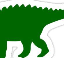 Ankylosaurus Dinosaur Sticker