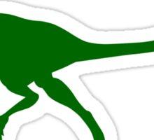 Oviraptor Dinosaur Sticker