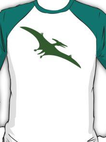 Pterodactyl Dinosaur  T-Shirt