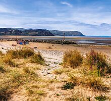 Llandudno West Shore Beach by KajayPhotoArt