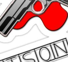 Watson MD Sticker