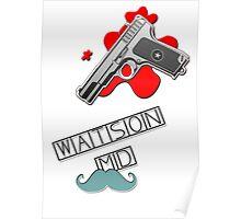 Watson MD Poster