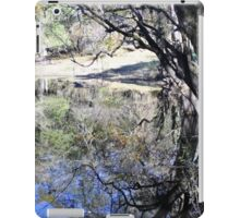 Up is Down and Down is Up iPad Case/Skin