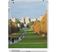 London winter iPad Case/Skin
