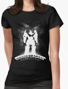 Pierce the heavens Womens Fitted T-Shirt