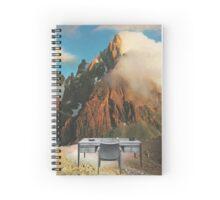 Salotto VII Spiral Notebook