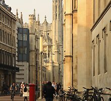 Cambridge Architecture by Innpictime