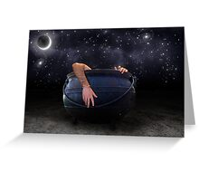 Cauldron Of Rebirth Greeting Card