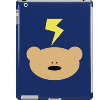 Teddy Bear flash iPad Case/Skin