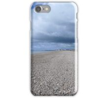 Cloud formation Hythe Kent iPhone Case/Skin