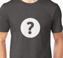 Question Mark - style 4 Unisex T-Shirt