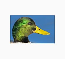 Mallard head shot Unisex T-Shirt