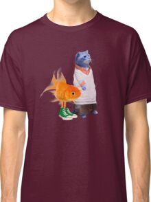 The Amazing World of Gumball in real life Classic T-Shirt