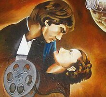 STAR WARS, the empire strikes back (Irvin Kershner, 1980) by StreetArtCinema