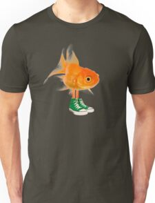 Darwin in real life - The Amazing World of Gumball Unisex T-Shirt