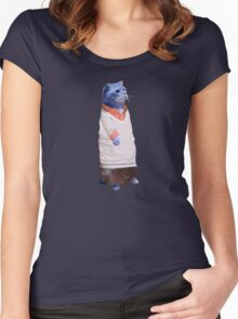 Gumball in real life - The Amazing World of Gumball Women's Fitted Scoop T-Shirt