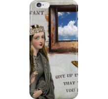 If you want to fly iPhone Case/Skin