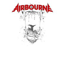 Airbourne - Black Dog Photographic Print