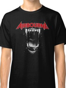 Airbourne - Black Dog Classic T-Shirt