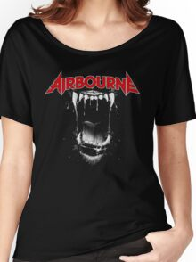 Airbourne - Black Dog Women's Relaxed Fit T-Shirt