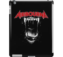 Airbourne - Black Dog iPad Case/Skin