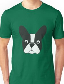 french bulldog sticker Unisex T-Shirt