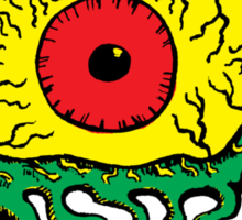 Eye Have Seen Things Sticker