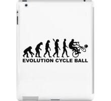 Evolution Cycle ball iPad Case/Skin