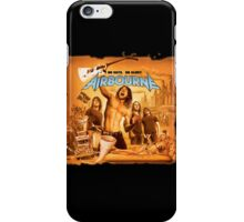 Airbourne - No Guts, No Glory iPhone Case/Skin
