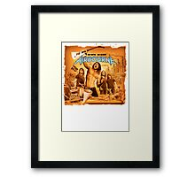 Airbourne - No Guts, No Glory Framed Print