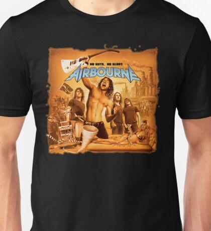 Airbourne - No Guts, No Glory Unisex T-Shirt